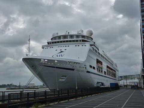 """""""Columbus"""" Maiden Cruise - June 2017"""