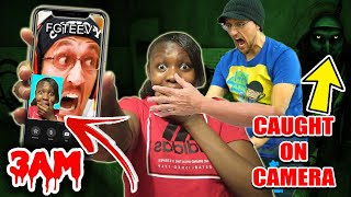 DON&#39T FACETIME FGTeeV AT 3AM OMG *WARNING VERY SCARY!* FV Family Funnel Vision FGTV Chase