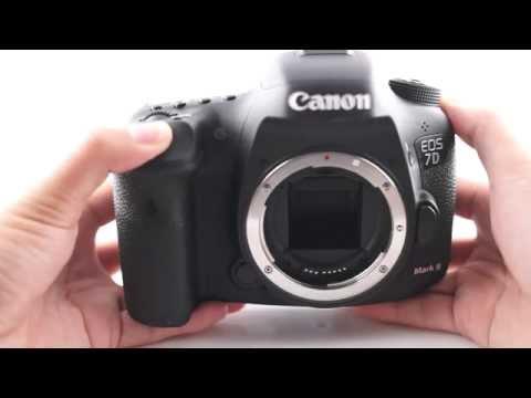 Canon EOS 7D Mark II - Burst Shot Mode Test