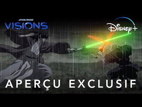 Star Wars : Visions - Aperçu exclusif (VOST)