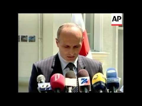 Interior Minister accuses Russian agent of organizing Feb. blast