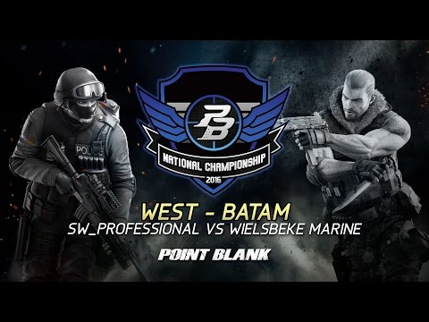 Turnamen Kota PBNC Week 1 - [West - Batam]
