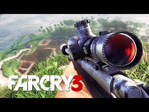 FAR CRY 3 - #9: A Vez da Sniper Silenciada!
