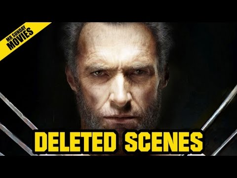 LOGAN Deleted Scenes, Rejected Concepts & Missing Characters