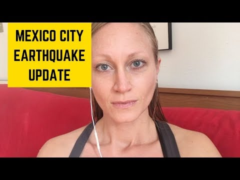 Mexico City earthquake update