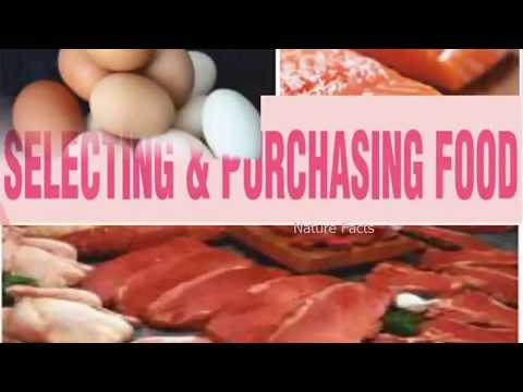 Do's and Don'ts of Selecting and Purchasing Eggs, Meat, poultry and Fish (FSSAI)