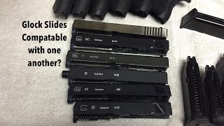 WE Glock Slide Cross Compatibility/Internals