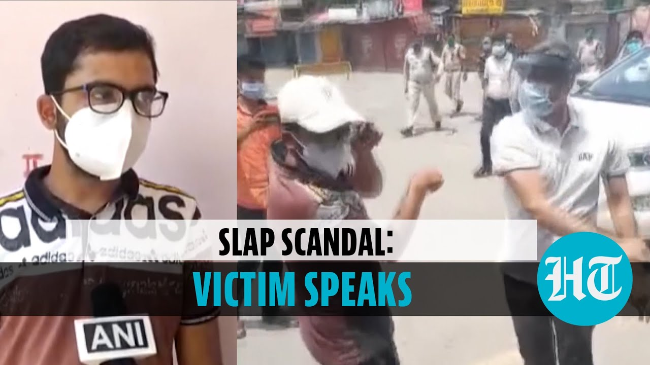 After slap by IAS officer, victim recounts incident; Chhattisgarh CM punishes DC
