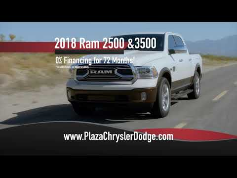Memorial Day Sales Event Ram Specials!