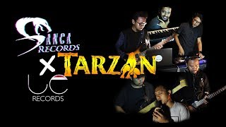 Soundtrack Tarzan (Phil - Collins - You'll Be In My Heart) Cover by Sanca Records ft. LC Records