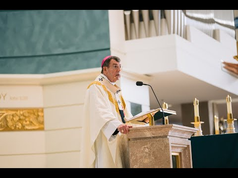 Archbishop Vigneron's Homily at the Consecration of a Virgin Living in the World - October 24, 2020