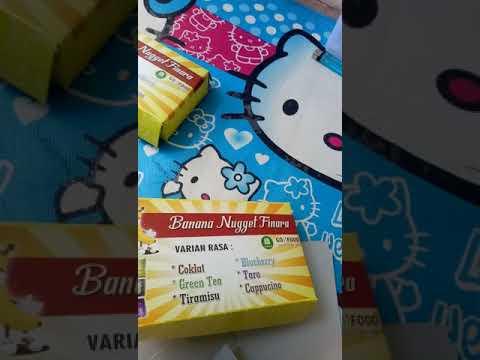 Banana Nugget Finara Jakarta Youtube