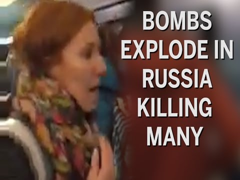 Twin bombs explode in Russian metro station