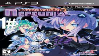 Hyperdimension Neptunia - Walkthrough Part 1