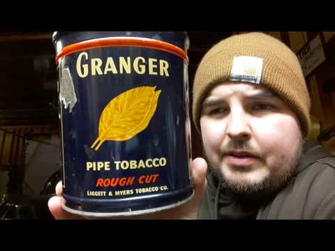 Granger Pipe Tobacco & Intro to My 1941 Pontiac