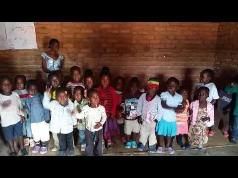 Malawi School for Orphans Singing