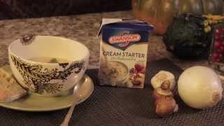 Kitchen Courses - Swanson Savory Cream Of Mushroom Soup