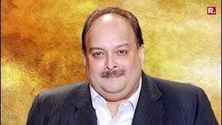 Mehul Choksi Tries To Set Terms For Court