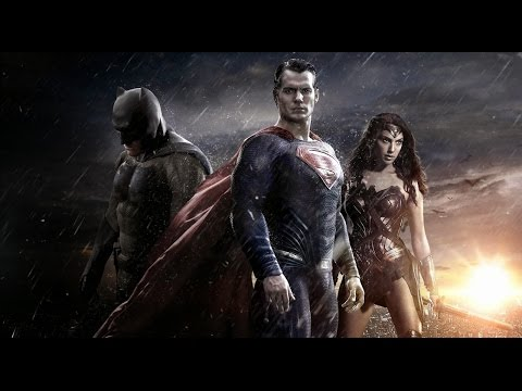 BATMAN V SUPERMAN: 2016 DC Superhero Movie Ben Affleck,  Exclusive Behind The Scenes