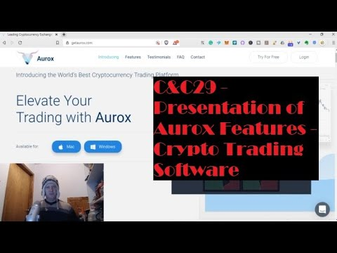 Crypto trading platform features