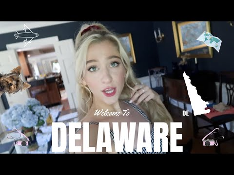 Welcome to DELAWARE - Vlog 15