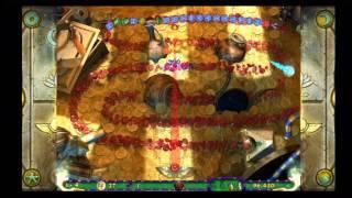 Luxor 3 Wii Gameplay Part 3