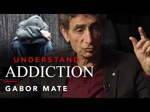 HOW ADDICTION STARTS  - Gabor Maté  Explains Addiction| London Real