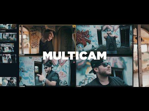 Schneller Musikvideos schneiden mit dem MULTICAM TOOL! - Final Cut Pro X Tutorial