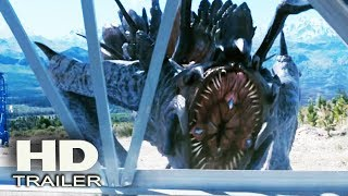 TREMORS: A COLD DAY IN HELL - Official Trailer 2018 (Jamie Kennedy, Michael Gross) Action Movie