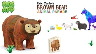 Eric Carle's Brown Bear Animal Parade (StoryToys Entertainment Limited) - Best App For Kids thumbnail