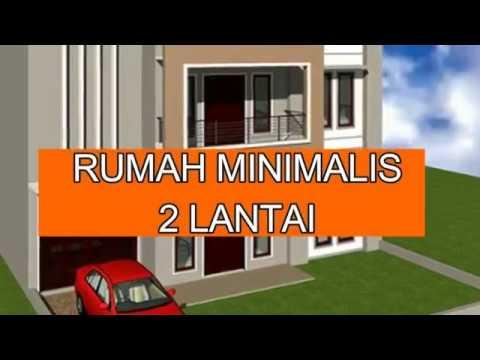 Desain Rumah Minimalis 2 Lantai Desain Rumah Idaman