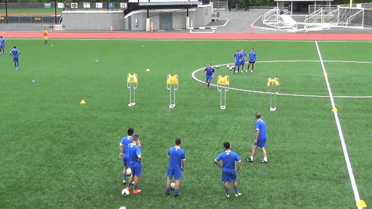 Download Midfielder Turn Drill