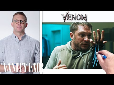 Venom's Director Breaks Down a Fight Scene | Vanity Fair