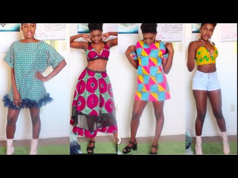 AFRICAN PRINT CLOTHING  HAUL  (A MUST WATCH)