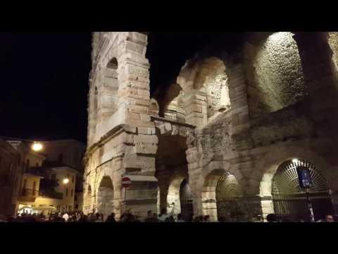 Adele In Verona Arena - Outside...