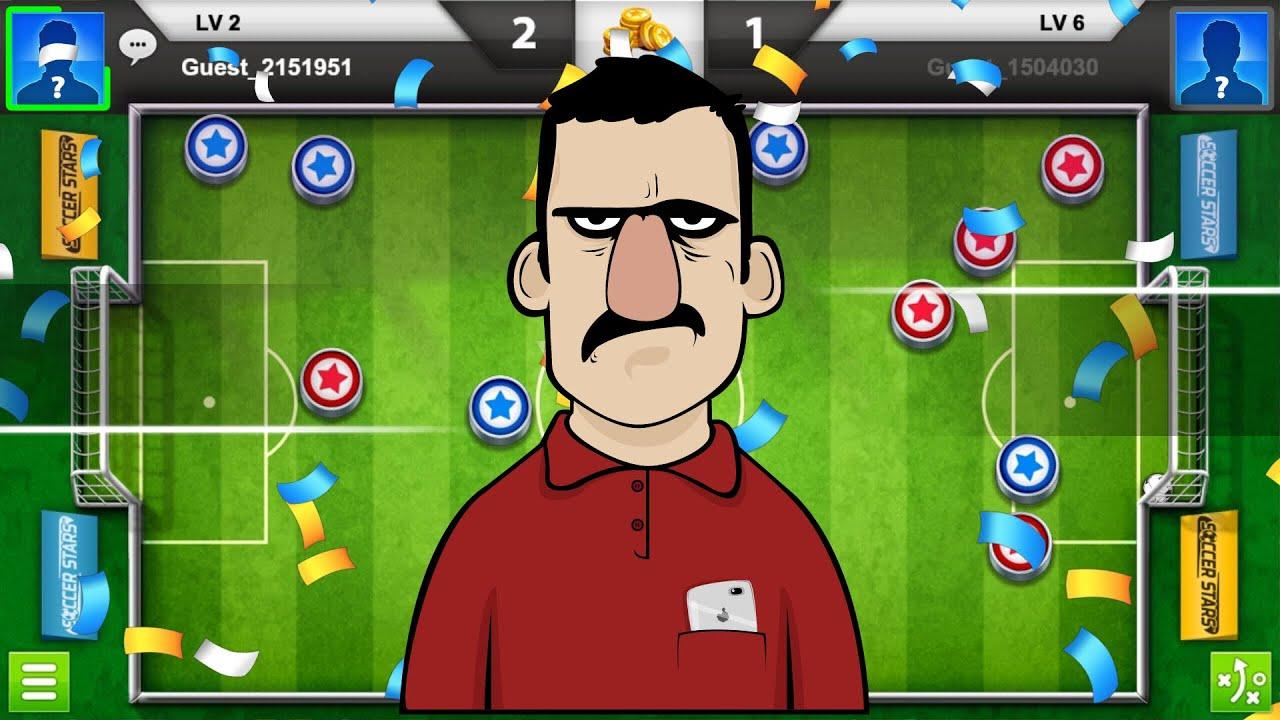 Soccer Stars İnceleme - Teknolojiye Atarlanan Adam