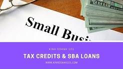 Kinh Doanh 101 | Tax Credits and SBA Loans