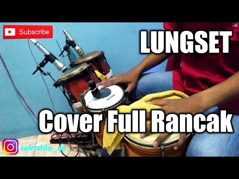 FULL KENDANG - LUNGSET Cover by Relnaldo Production versi Adella