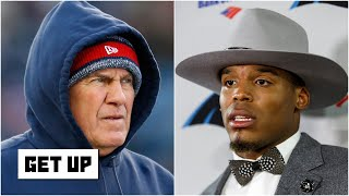 Will Cam Newton's personality fit with Bill Belichick's? | Get Up
