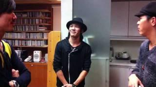 今週のスペシャルゲスト、SET の栗原功平さんの「ついてない話ジェスチ...