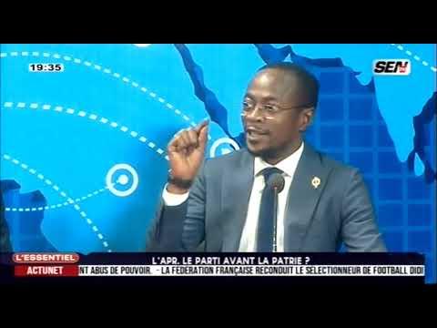 Serigne S. GUEYE tacle sévèrement Macky Sall : « il a été ...