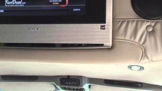 Chevy Express Install ( Apple TV & Directv )