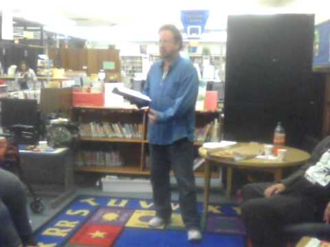 Don Kingfisher Campbell performs Weather In The Body @ South El Monte Library