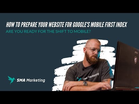 How to Prepare Your Website for Google's Mobile First Index
