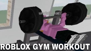 Uncle Jomar's Road to Fitness (ROBLOX / FILIPINO)