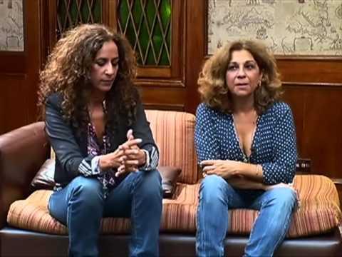 Mónica Hernández CITY TV entrevista a Lola y Rosario Flórez