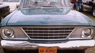 1964 Studebaker Commander Four Door Sedan Grn SumFG030412