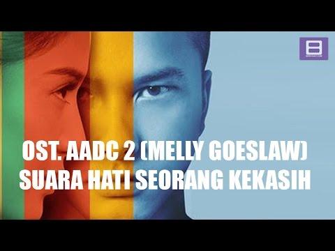 Melly Goeslaw - Suara Hati Seorang Kekasih [Video Lirik]