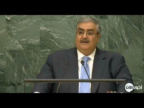 أخبار عربية | #البحرين: #قطر الداعمة للإرهاب كلفتنا الكثير من الأرواح  - نشر قبل 4 ساعة