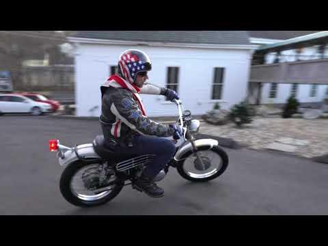 1968 Yamaha DT1 250cc Enduro